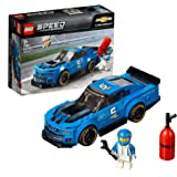 LEGO Speed Champions Chevrolet Camaro ZL1 Race Car 75891 Building Kit, 2019 (198 Pieces)