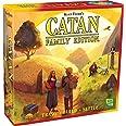 Fantasy Flight Games CN7003 Catan Family Edition Board Game