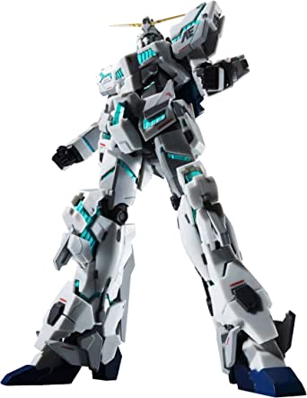 ROBOT魂 機動戦士ガンダムUC [SIDE MS] ユニコーンガンダム (覚醒仕様) [リアルマーキングVer.]  約140mm ABS&PVC製 塗装済み可動フィギュア