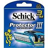 シック Schick プロテクタースリー 替刃 8コ入