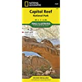 Capitol Reef National Park (National Geographic: Trails Illustrated Map #267): Trails Illustrated National Parks