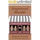 Gingerbread Murder (Frosted Love Cozy Mysteries` Book 21)