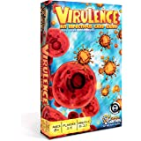 Virulence: An Infectious Card Game by Genius Games   A Strategy Card Game about Viruses for Gamers and Scientists!