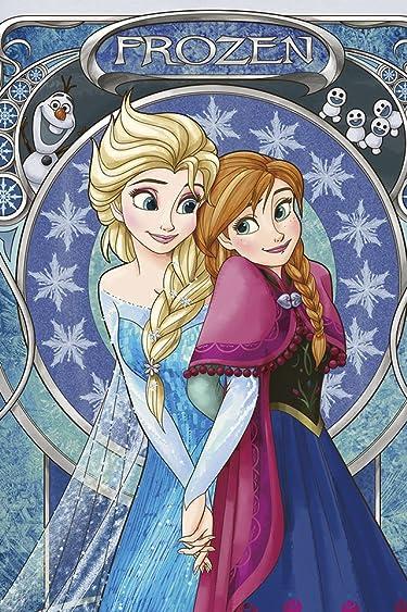 ディズニー  iPhone/Androidスマホ壁紙(640×960)-3 - アナと雪の女王  アナ&エルサ