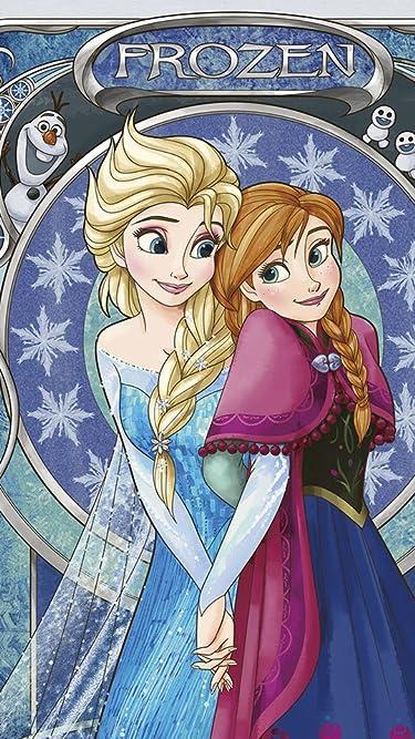 ディズニー  iPhone/Androidスマホ壁紙(540×960)-1 - アナと雪の女王  アナ&エルサ