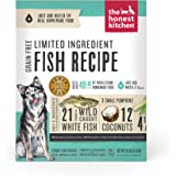 Honest Kitchen Limited Ingredient Fish Dog Food Recipe 10 lb box - Brave