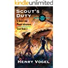 Scout's Duty: A Sword & Planet Adventure (Scout series Book 3)