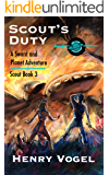 Scout's Duty: A Sword & Planet Adventure (Scout series Book 3) (English Edition)