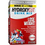 Weight Loss Drink Mix   Hydroxycut Lose Weight Drink Mix   Weight Loss for Women & Men   Weight Loss Supplement   Energy Drin