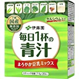 伊藤園 毎日1杯の青汁 粉末タイプ (有糖) 7.5g×20包