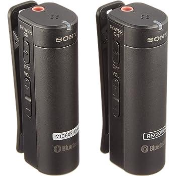 ソニー SONY ワイヤレスマイクロホン ECM-AW4 C