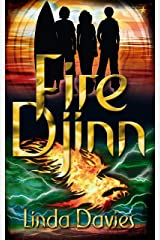 Fire Djinn (Djinn Quartet Book 2) Kindle Edition