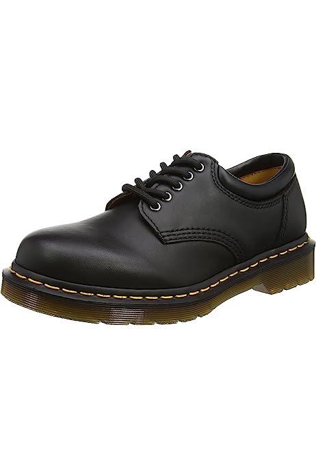 Martens unisex-adult 8053 5 Eye Padded Collar Boot Dr