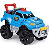 Demo Duke, Crashing & Transforming Vehicle with Over 100 Sounds & Phrases, for Kids Aged 4 & Up