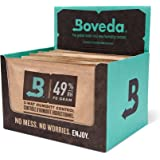 Boveda for Music   49% RH 2-Way Humidity Control Replacement for Use in Fabric Holder   Size 70 for Fretted and Bowed Wood In