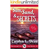 SUN, SAND, and SECRETS: A Ravenwood Cove Cozy Mystery (book 6)