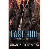 Last Ride (Wind Dragons Motorcycle Club Book 8)