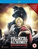 Fullmetal Alchemist Brotherhood-Complete Series [Blu-ray] [Import]