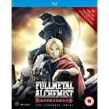 Fullmetal Alchemist Brotherhood-Complete Series [Blu-ray] [Import]