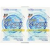 メトリックス 旅行用 携帯 洗濯 液体 洗剤 ナノックス NANOX ワンパック (4回分)