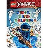 Lego(r) Ninjago(r): Ninja Hero Coloring