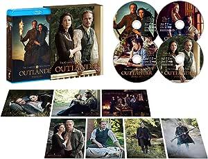 アウトランダー シーズン5 ブルーレイ コンプリートBOX (初回生産限定)(オフィシャルフォト ワイドサイズ 7枚セット付) [Blu-ray]