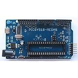 PICSYS18-MEGA5 (PIC18F/PIC16F 開発ボード)