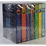 The Keys To The Kingdom Collection 7 Books Set