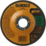 DEWALT DW4528 4-1/2-Inch by 1/8-Inch by 7/8-Inch Concrete/Masonry Cutting Wheel (25-Pack)