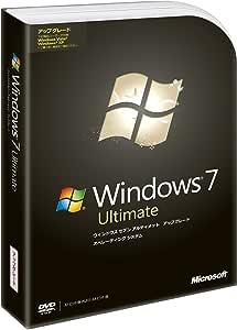 Windows 7 Ultimate アップグレード