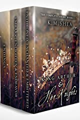 King Arthur and Her Knights: The Complete Series: Books 1-7 Kindle Edition