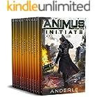 Animus Complete Series Omnibus