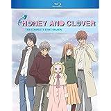 ハチミツとクローバー Blu-ray BOX part1 (第1-24話) [Blu-ray リージョンA](輸入版)