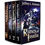 Runes of Issalia: The Complete Collection: A Coming of Age Epic Fantasy Series (Issalia Omnibus Book 1)