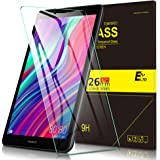 ELTD HUAWEI 8.0インチ MediaPad M5 Lite Touch タブレット用フィルムWi-Fiモデル/LTEモデル適用ガラスフィルム ファーウェイ M5 lite 8 強化フィルム 日本製素材旭硝子製 気泡ゼロ 耐指紋 日本語説明