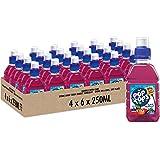Pop Tops ™ Apple & Blackcurrant Fruit Juice Drink, 4 x 6 x 250ml (24 bottles total)
