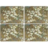 Portmeirion Home & Gifts Dogwood in Spring Placemats S/4 (s), Multi-Colour