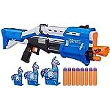 Hasbro E8875 Nerf Fortnite TS R & Targets – Amazon Exclusive Blue Mega Blaster- Kids, Youth, Teens, Adults- Outdoor Toys & Ga