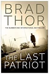 The Last Patriot Kindle Edition
