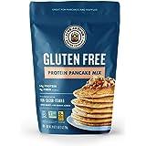 King Arthur Flour Gluten Free Protein Pancake Mix, Non-GMO Project Verified Certified Gluten Free by The GFCO, Certified Kosh