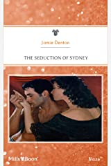 The Seduction Of Sydney (Blaze Book 17) Kindle Edition