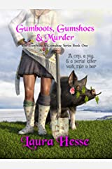 Gumboots, Gumshoes & Murder: A funny cozy animal mystery series (The Gumboot & Gumshoe Book 1) Kindle Edition
