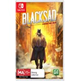 Blacksad - Under the Skin - Nintendo Switch