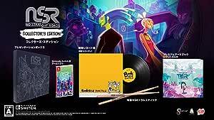 No Straight Roads コレクターズエディション - Switch (【同梱物】特製レコード盤(両面12インチLP)、プレミアムアートブック「THE ART OF NSR」(64ページ)、特製NSRドラムスティック