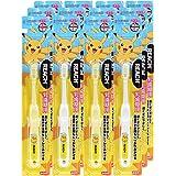Amazon.co.jp限定 リーチ キッズ ポケモン乳歯期用 歯ブラシ 12本セット 子ども用歯ブラシ