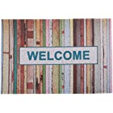 "Darkyazi 23.6"" x 35.4"" Colorful Doormats Entrance Front Door Rug Funny Outdoors/Indoor/Bathroom/Kitchen/Bedroom/Entryway Floo"