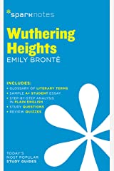 Wuthering Heights SparkNotes Literature Guide (SparkNotes Literature Guide Series Book 63) Kindle Edition