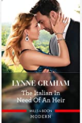 The Italian in Need of an Heir (Cinderella Brides for Billionaires) Kindle Edition