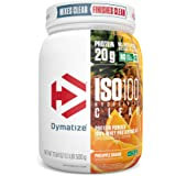 Dymatize ISO 100 Clear Hydrolyzed Pineapple Orange Whey Protein Isolate 500 g,, Pineapple Orange 500 grams