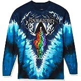 Liquid Blue Mens 12840-Mlt T Dy-XL Pink Floyd Prism River Long Sleeve T-Shirt Long Sleeve T-Shirt - Multi
